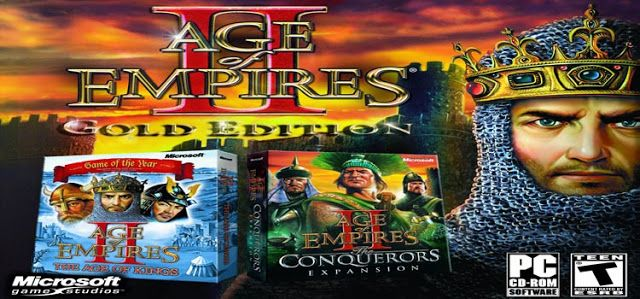 Free Download PC Game Age of Empires 2 Gold Edition HD