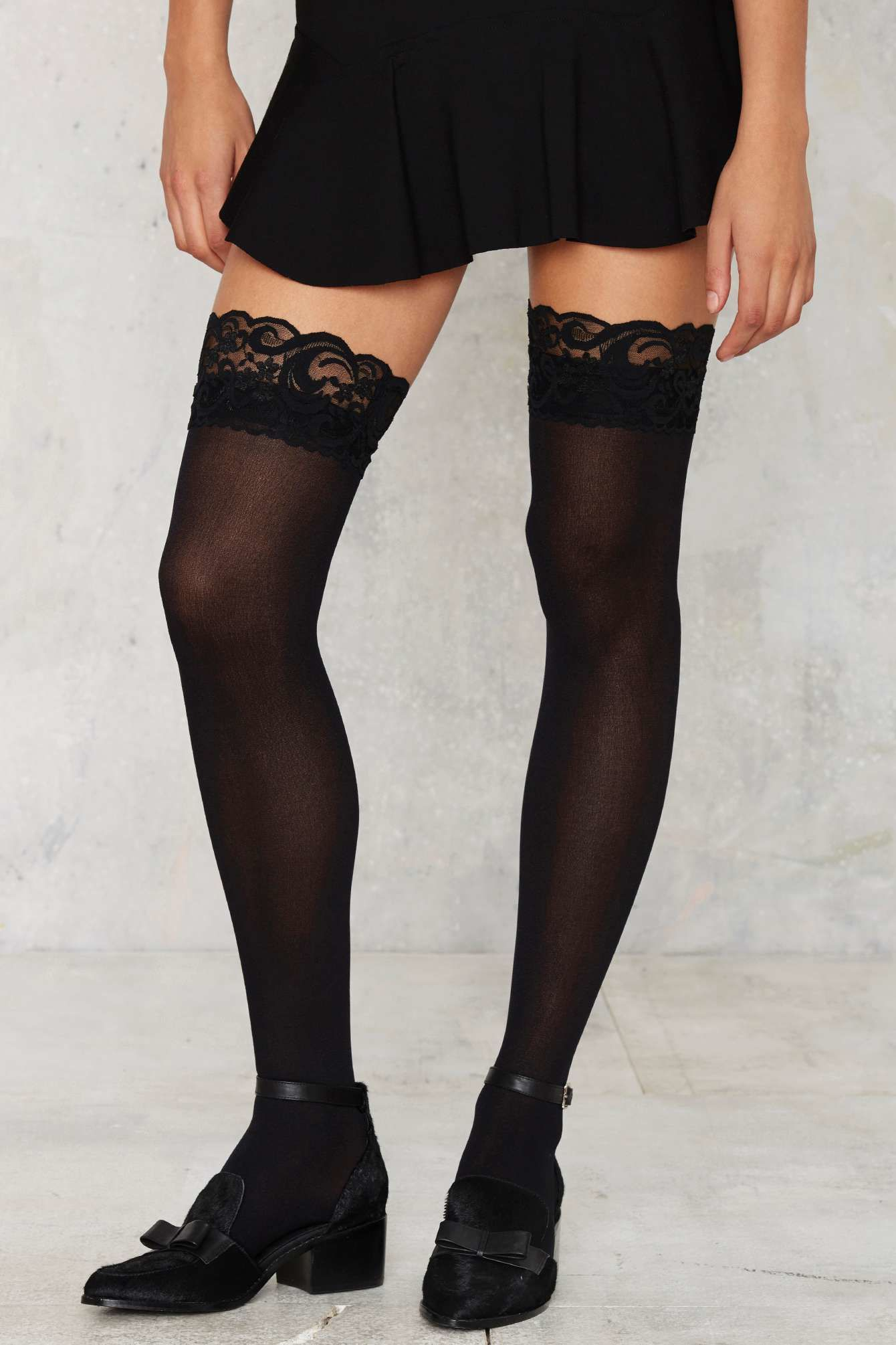 e92babbb9 lace-trim-thigh-high-socks