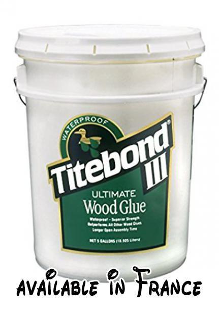 B0006NNJR2  Titebond Ultimate III 23Kg #Home Improvement #HARDWARE - joint porte fenetre pvc