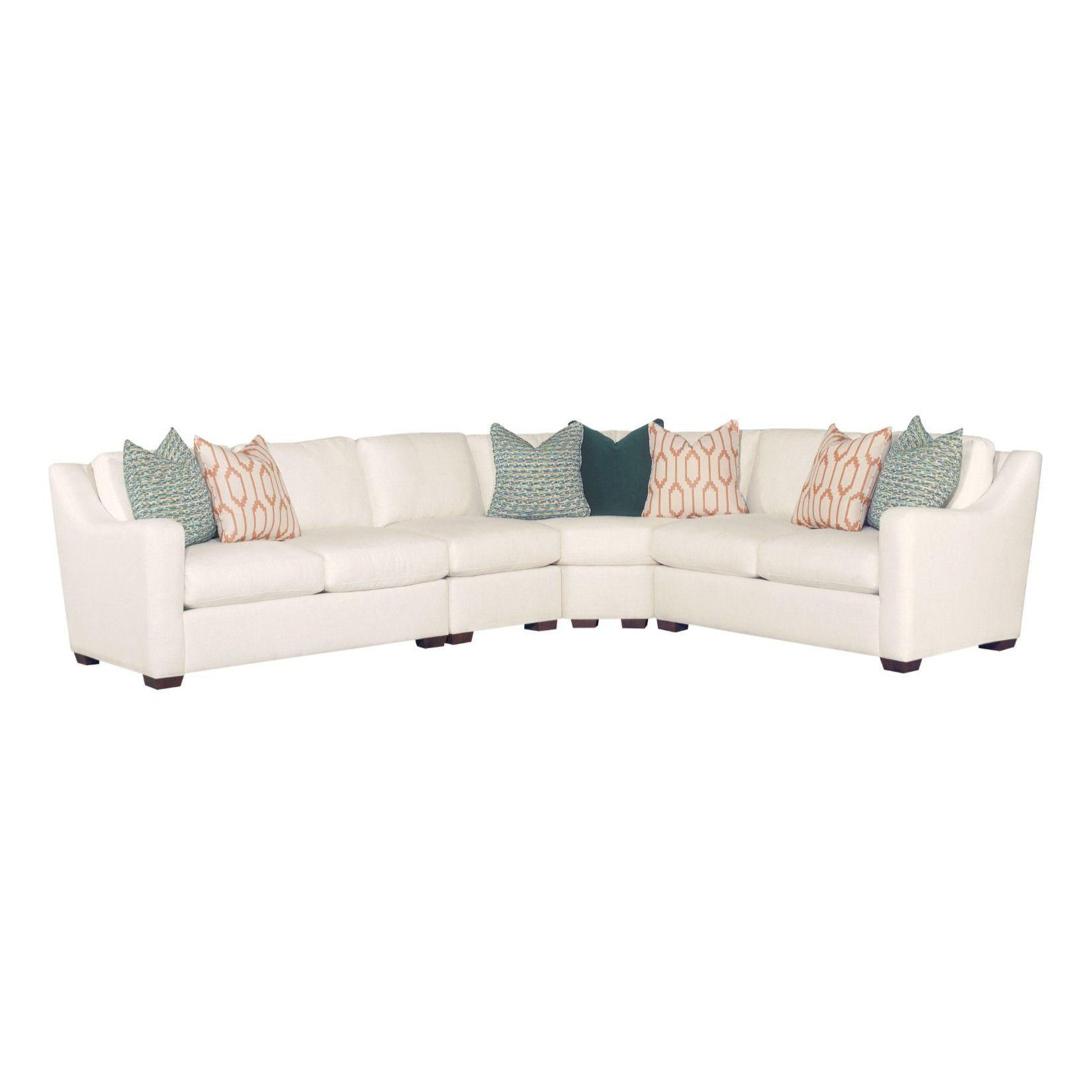 Aria Designs Carter Sectional  sc 1 st  Pinterest : carter sectional sofa - Sectionals, Sofas & Couches