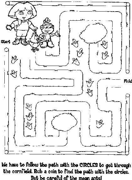 free printable mazes for kids at allkidsnetworkcom