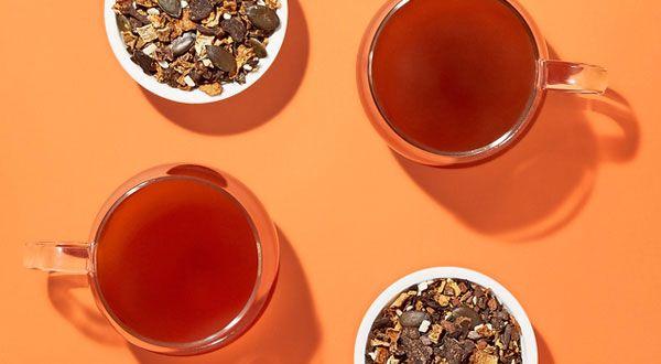 White Chocolate Peppermint Rooibos Tea | Teavana