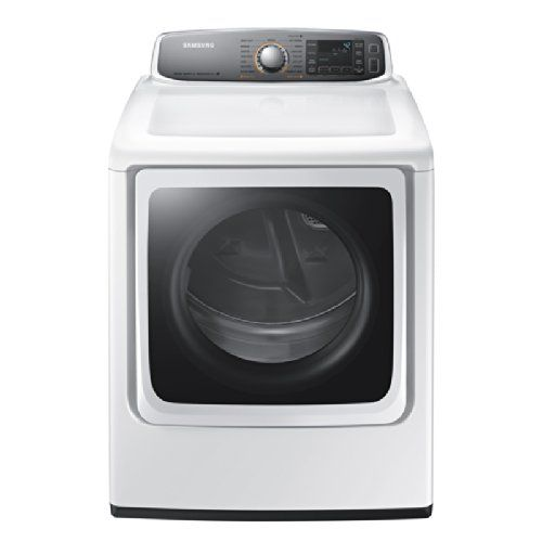 Samsung Dv56h9000ew 9 5 Cu Ft Electric Steam Dryer With Drying