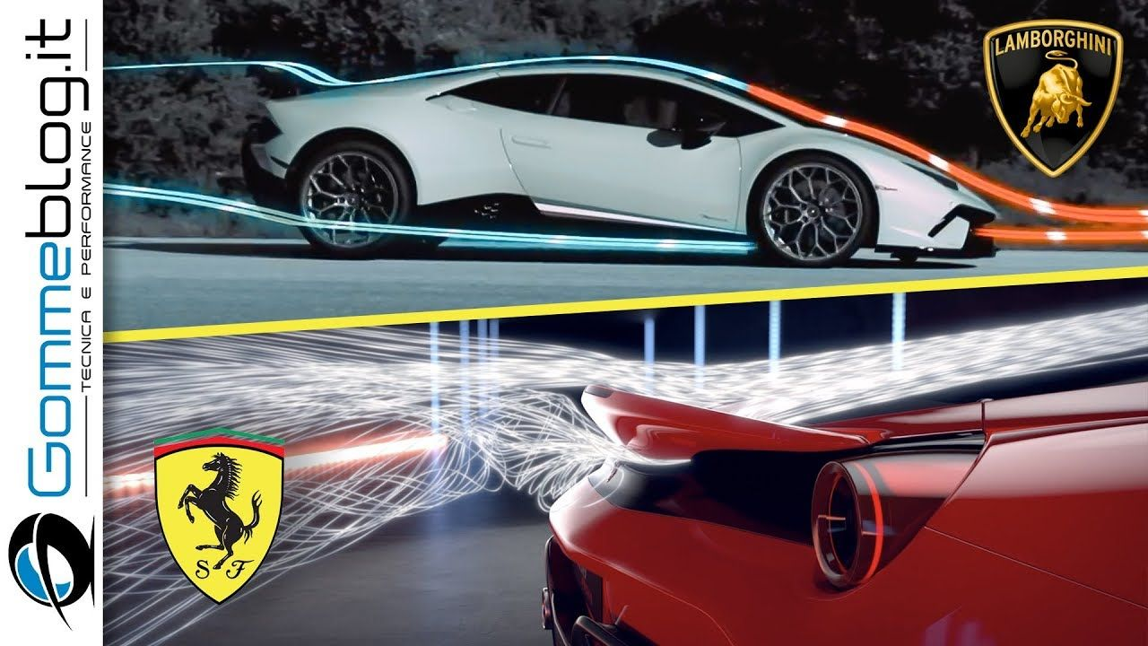 Ferrari 488 Pista Vs Lamborghini Huracan Performante How It S