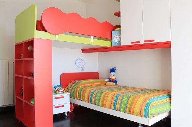Ponte Cameretta ~ Cameretta a ponte ogarredo teen room room
