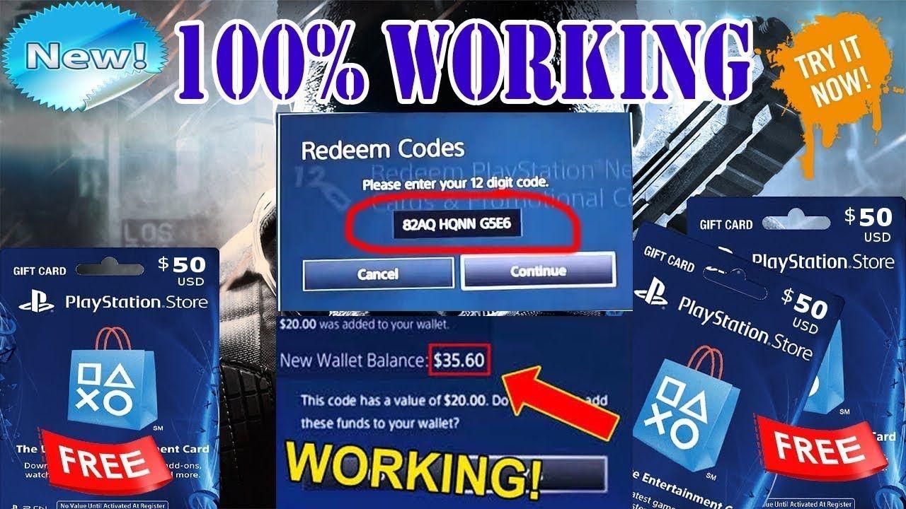 67b84966da452c891d06b4473644bf7e - How To Get Free Playstation Codes Legit Working Method