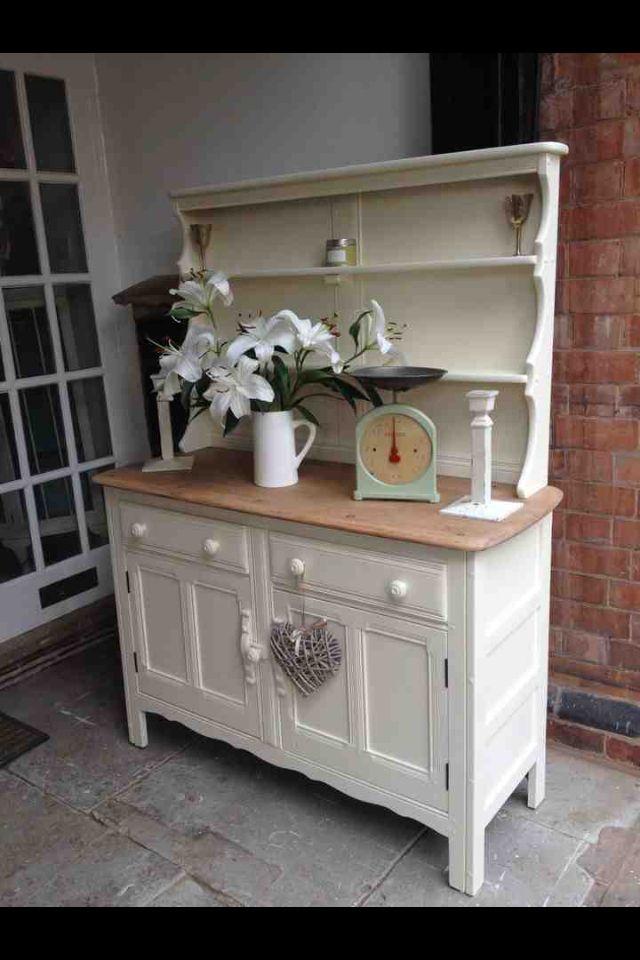 Repainted Ercol Dresser