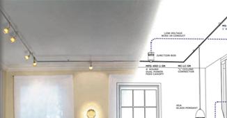 Monorail Lighting System Tech