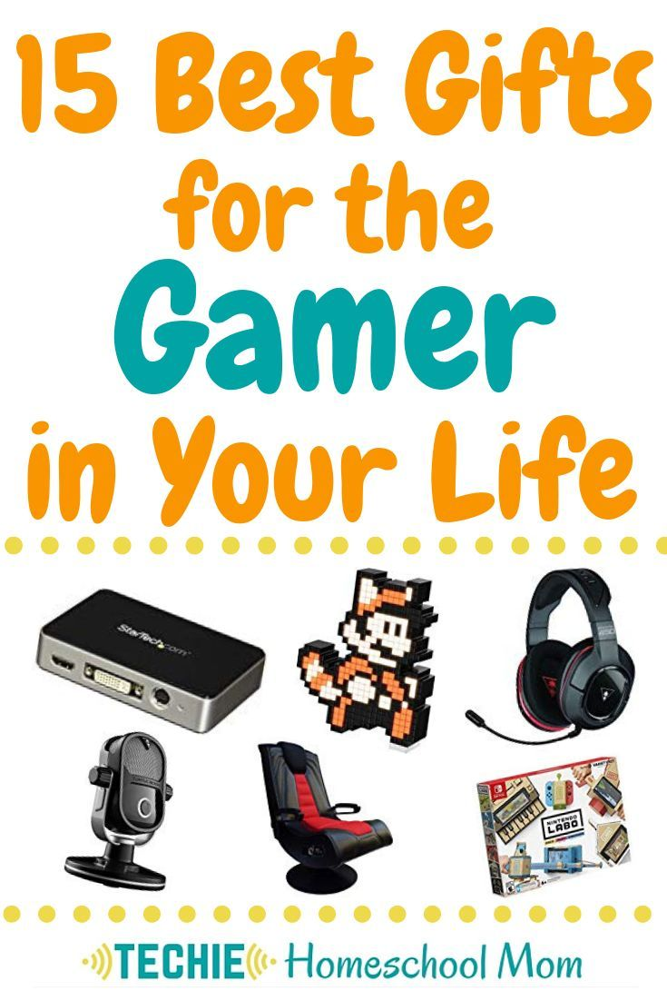 what are good gifts for gamers