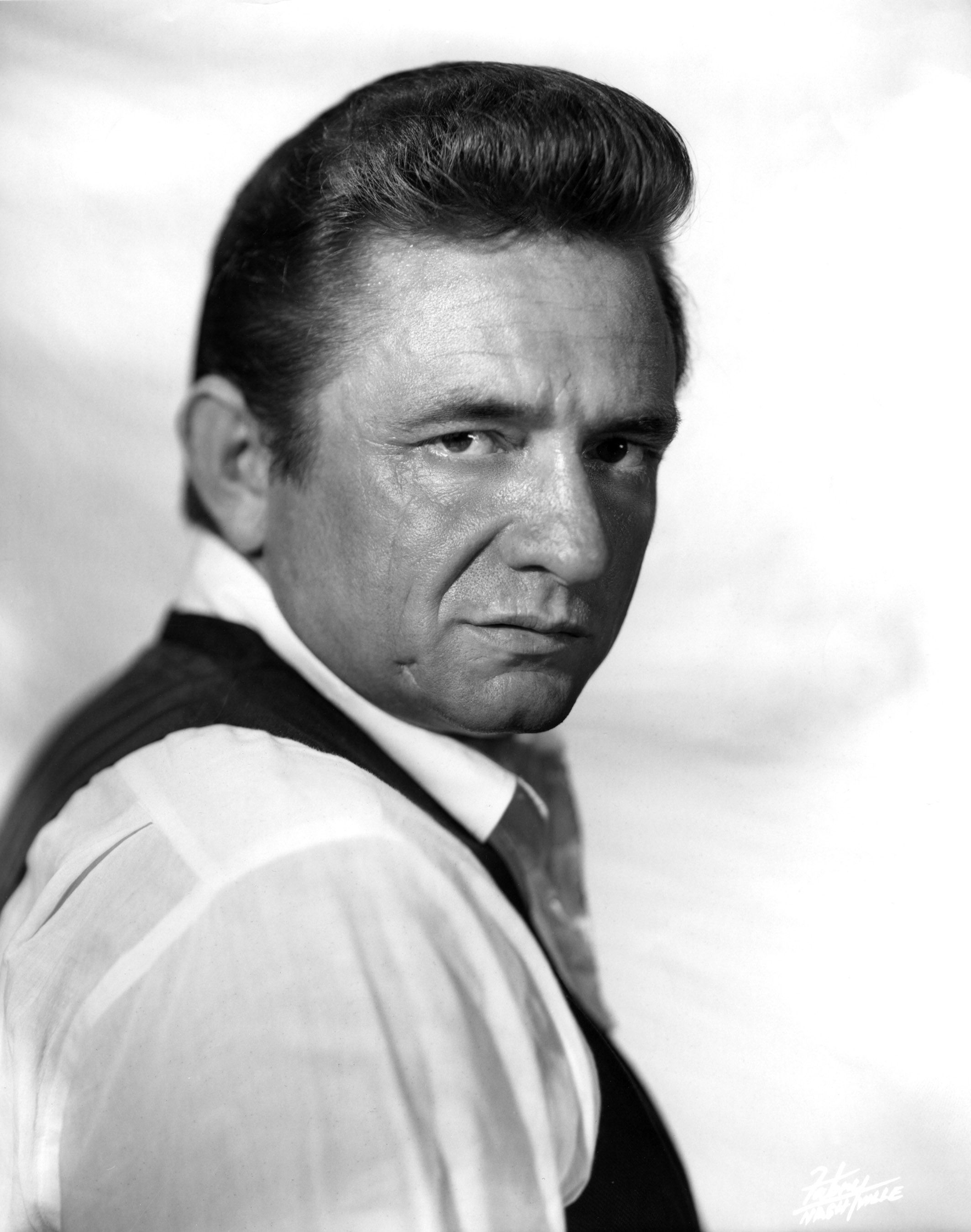 Johnny Cash Pool Song Johnny Cash Pictures Johnny Cash Photo Credit Courtesy Of The