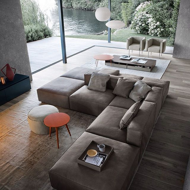 With This Outstanding Couch The Designers Livarea Created An Ode