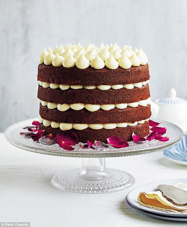 Wedding Esque Cake Recipes From Royal Baker Mich Turner MBE