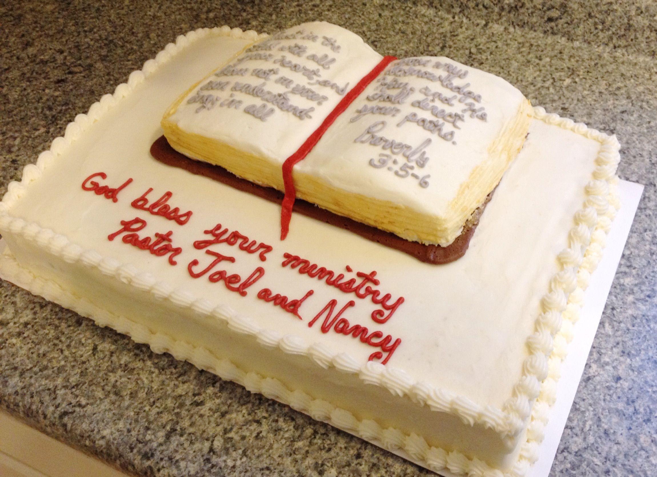 Image Bible Cake Book Cakes Anniversary Cake Designs