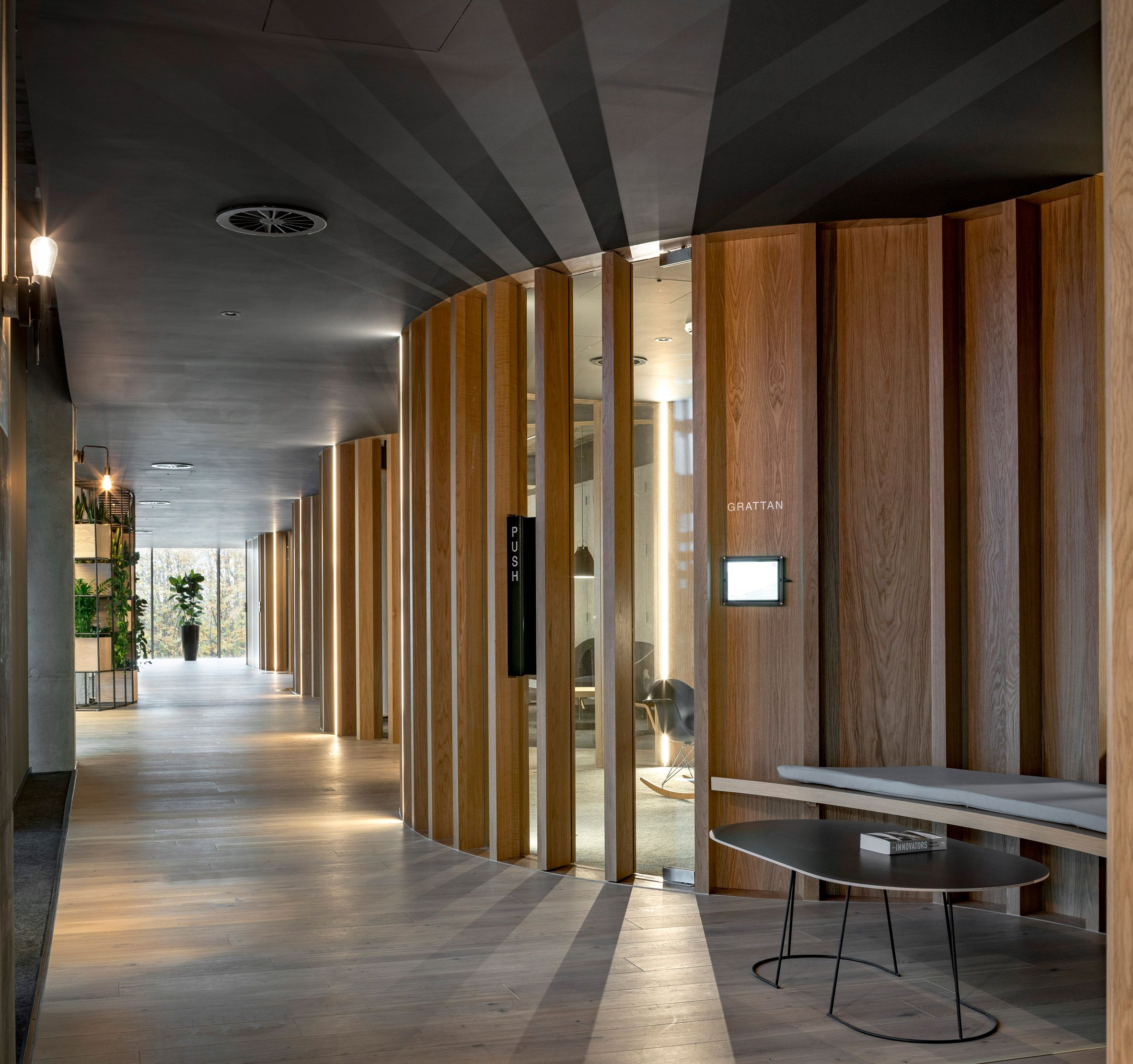 "the ""urban grain"" of dublin influenced odos architects' design for"