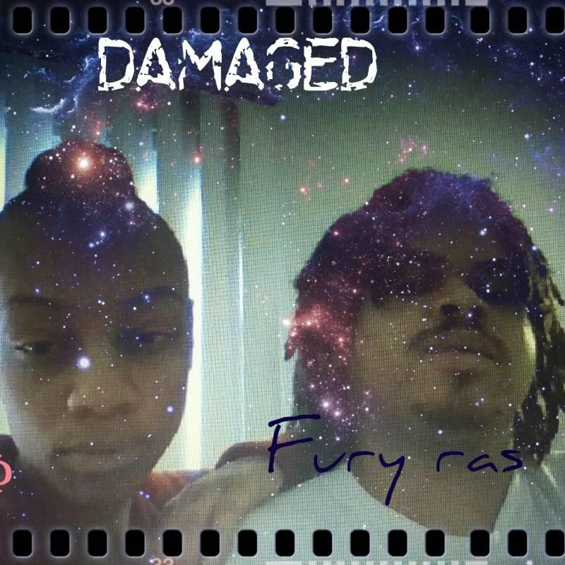 """Check out my new album """"Damaged"""" distributed by DistroKid"""