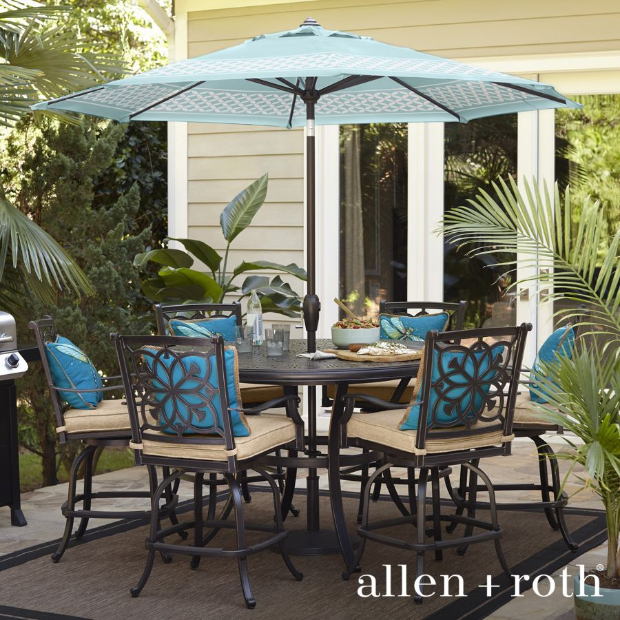 Fabulous Shop The Ebervale Patio Collection On Lowes Com Outdoor Interior Design Ideas Apansoteloinfo