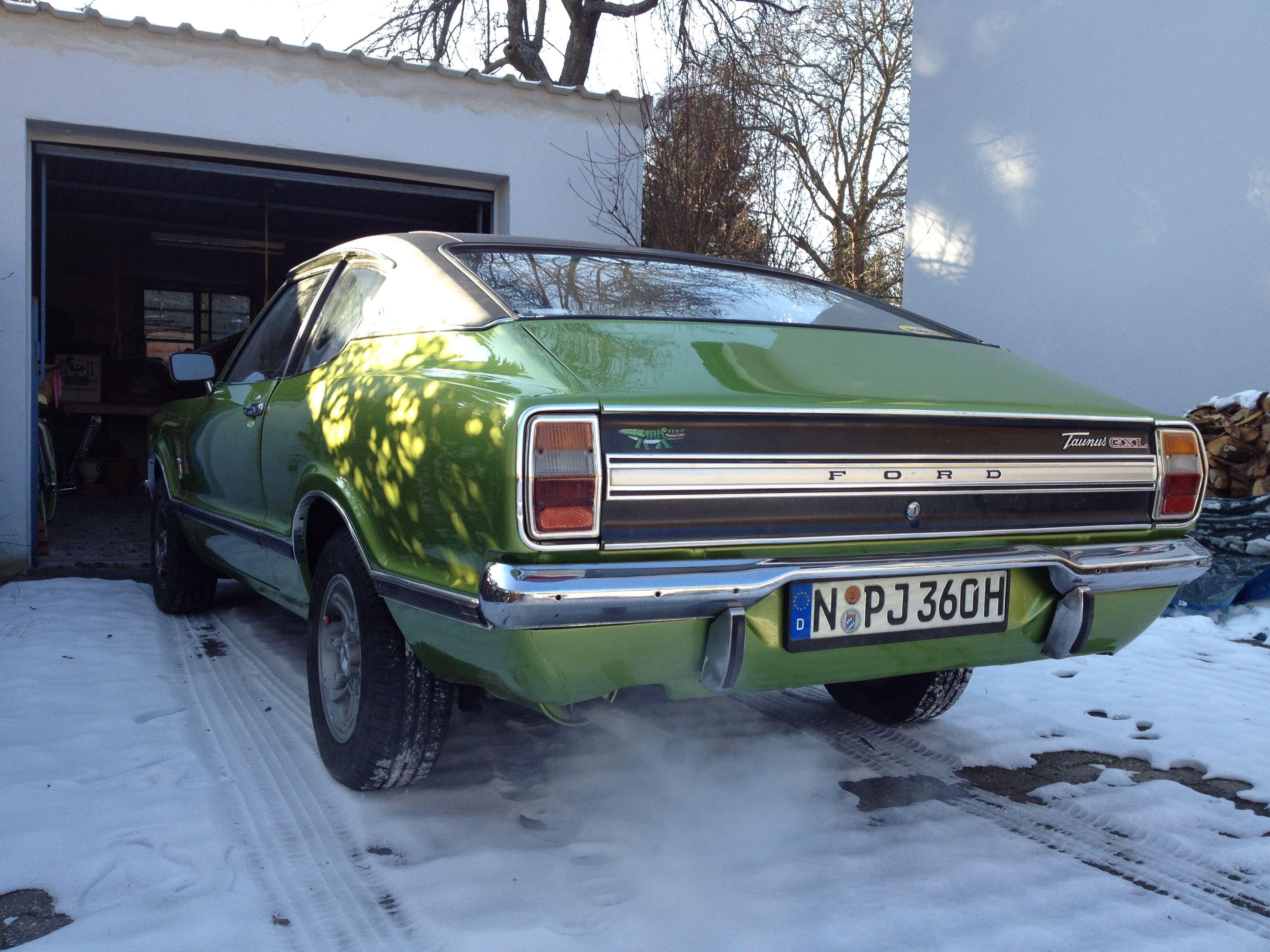 Pin Von Dorian Grey Auf Ford Taunus Mit Bildern Taunus Ford Oldtimer