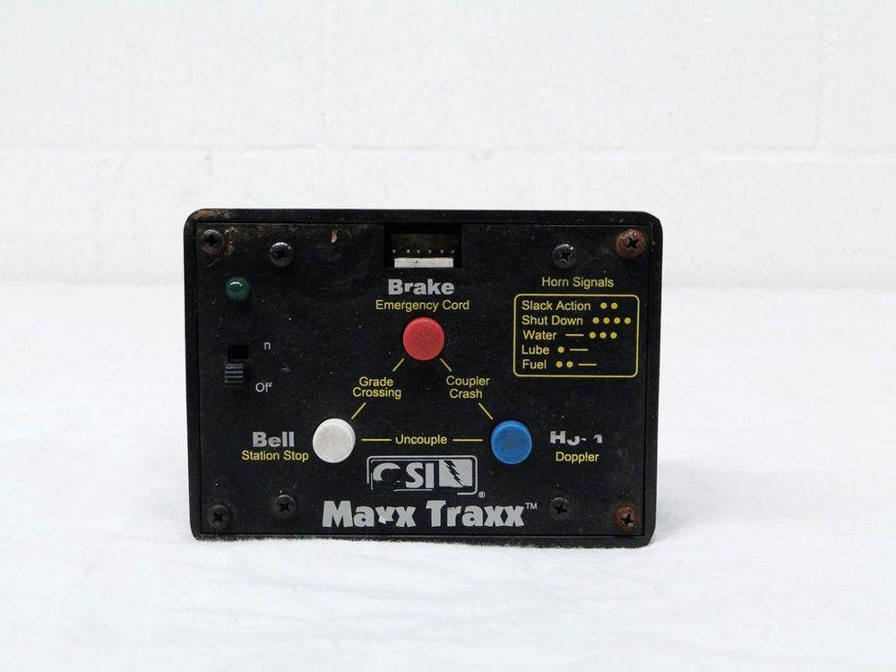 Heartland Steam Maxx Traxx QSI MTX-600 Railroad Sound