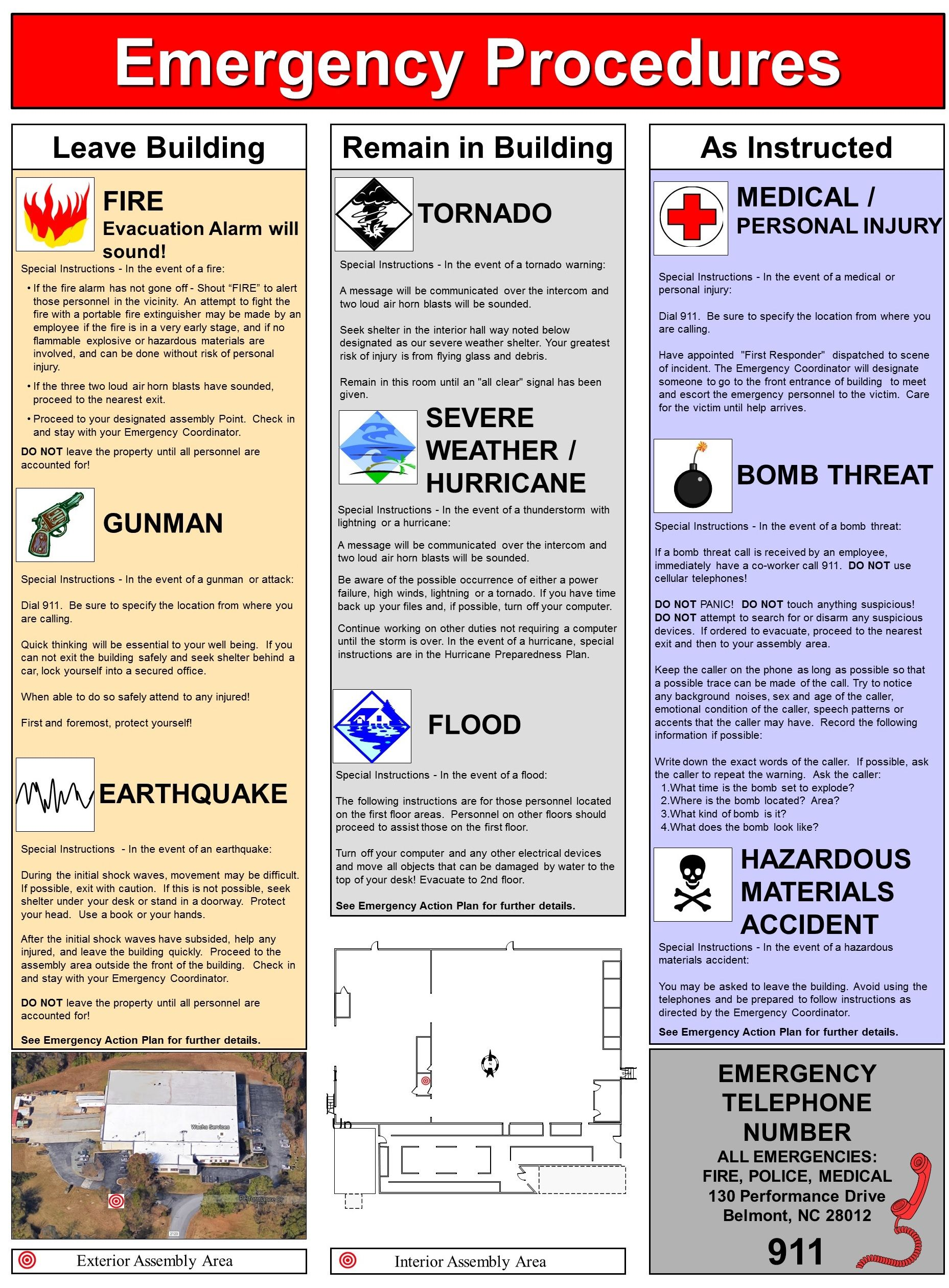 Emergency action plan safety pinterest emergency action plans emergency action plan fandeluxe