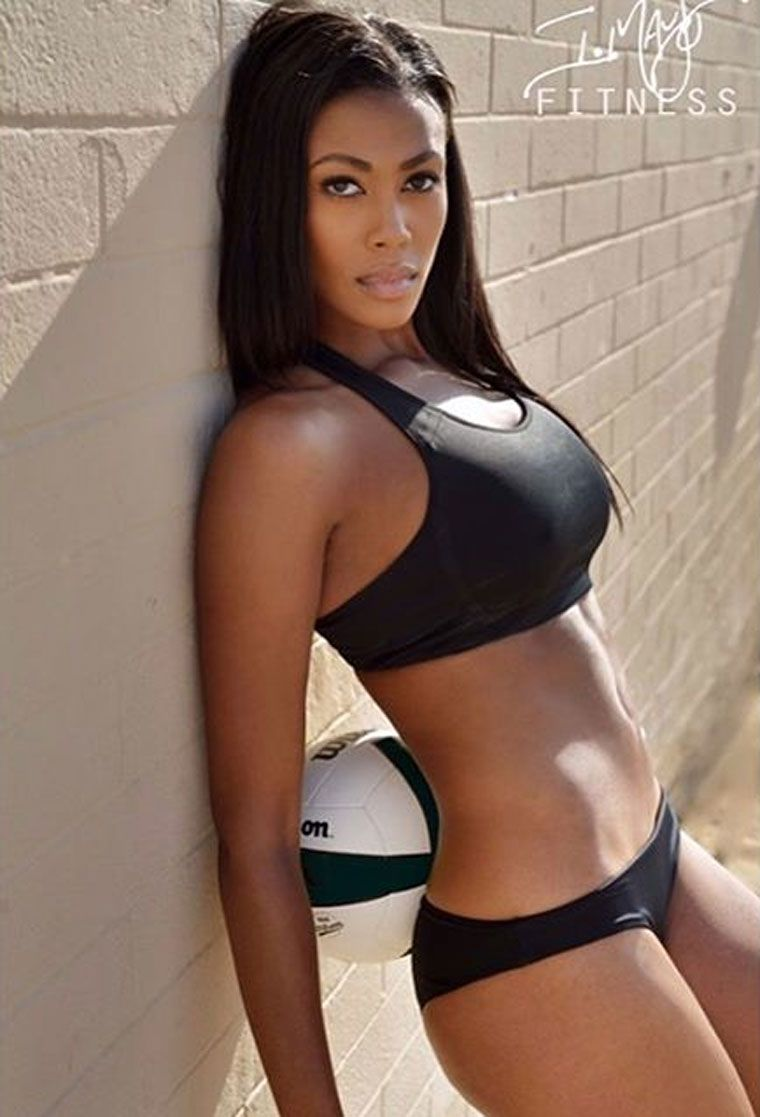 sexy black females models