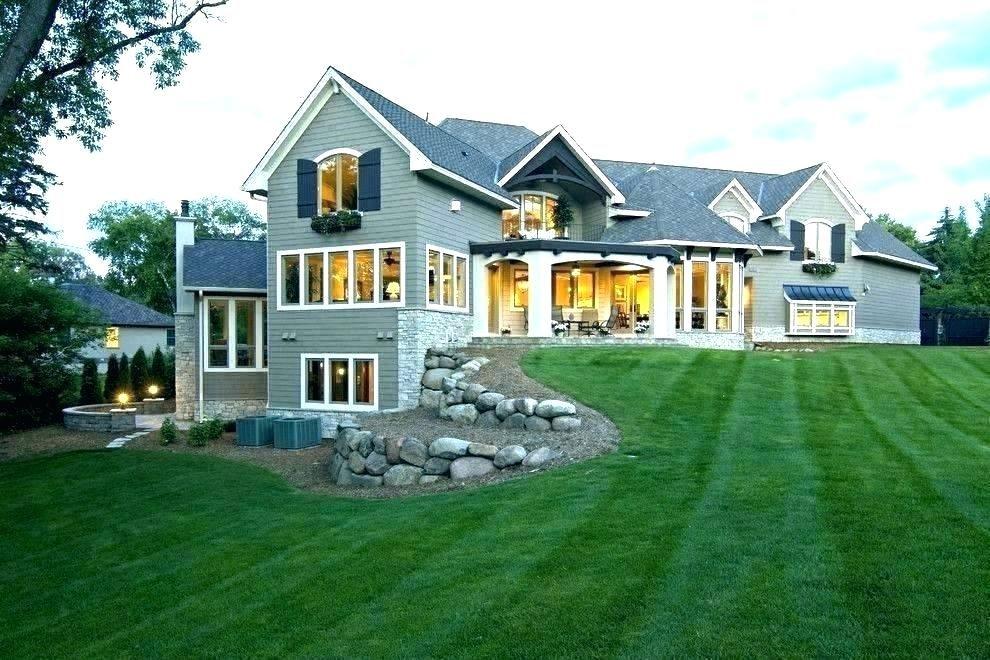 walkout ranch house plans house plans walkout basement ...