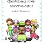 These adorable cards can be used for any GRADE LEVEL!!!. They compliment ANY language arts curriculum. Using response cards in the classroom is an ...