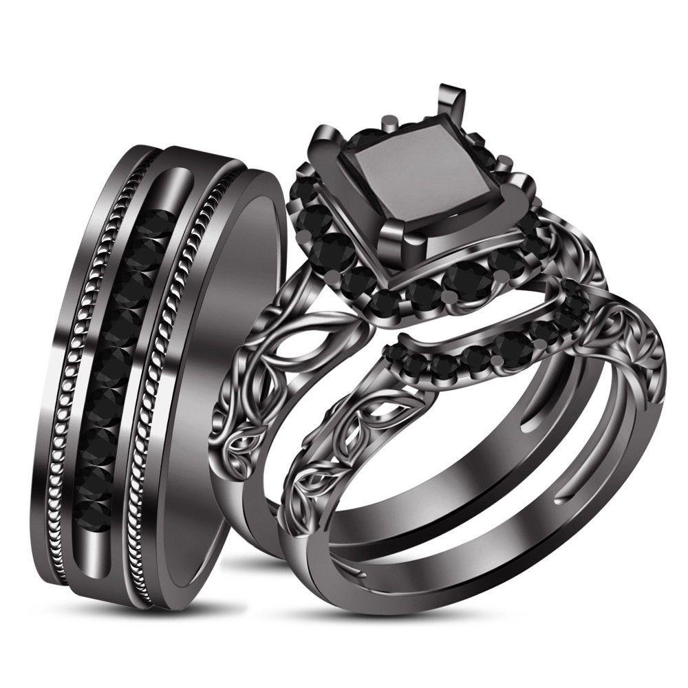 14++ Womens black diamond engagement rings info