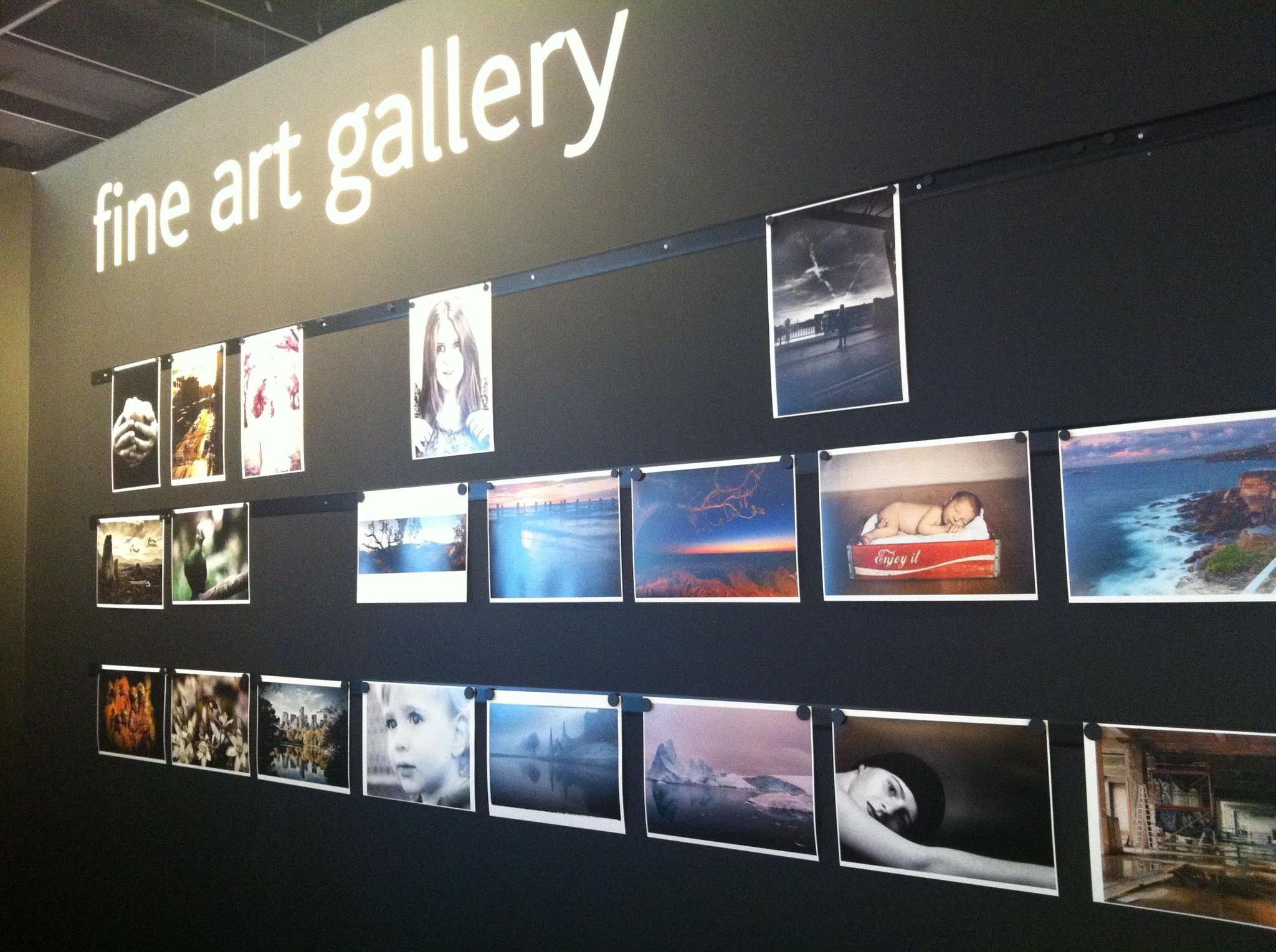 Mein Bilder auf der Photokina in Köln 2012