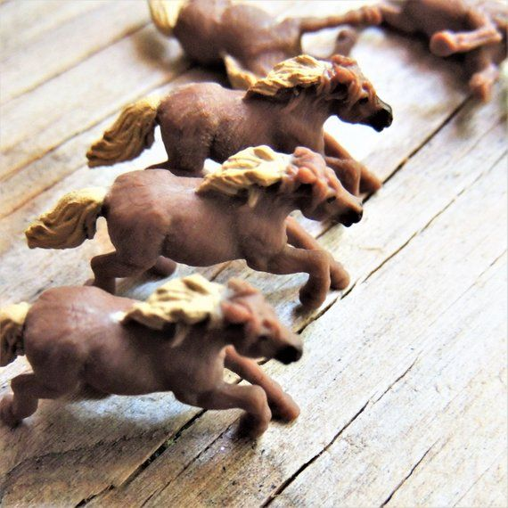 Farm Animals Miniature Dollhouse Doll House Picture