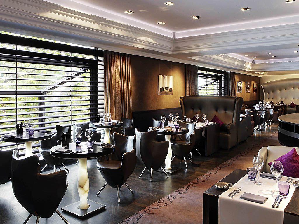 Bienvenido a Sofitel Brussels Le Louise - Hotel de lujo en BRUSSELS
