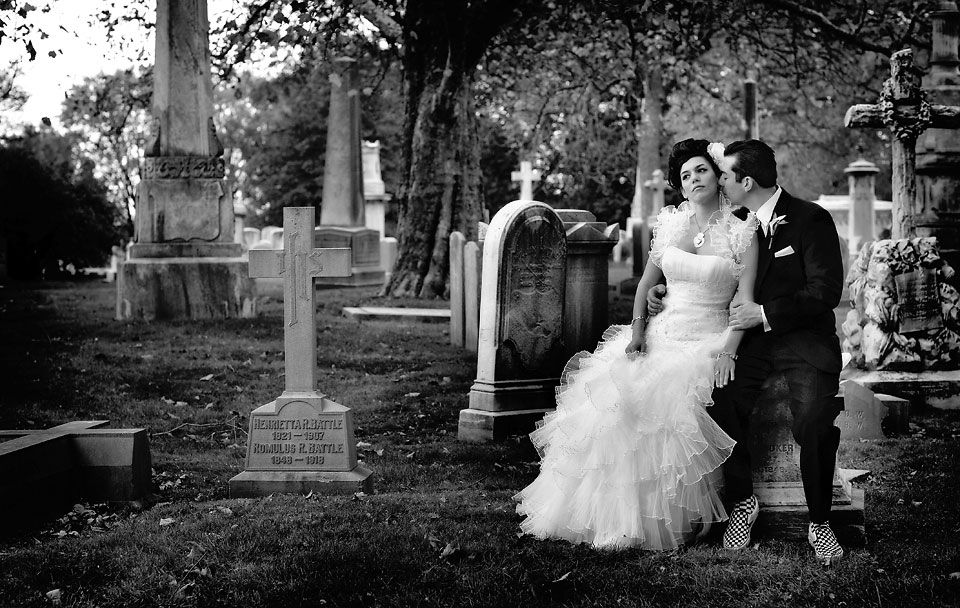 Marie Labbancz Photography Wedding Gothic Wedding Fall Wedding Photos