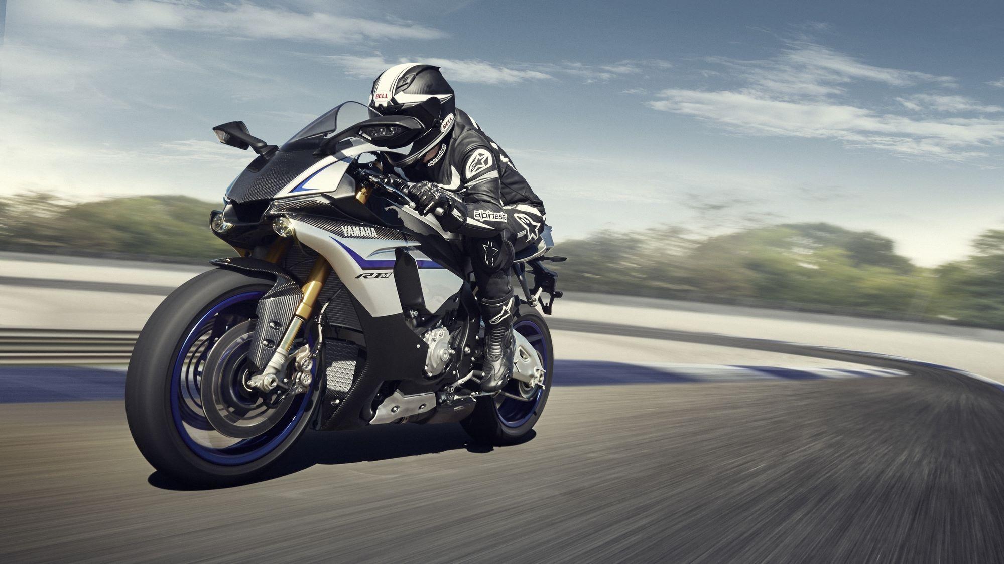 Yamaha yzf r125 usata moto usate 2016 car release date -  Yamaha Yzf R1m Sportbike