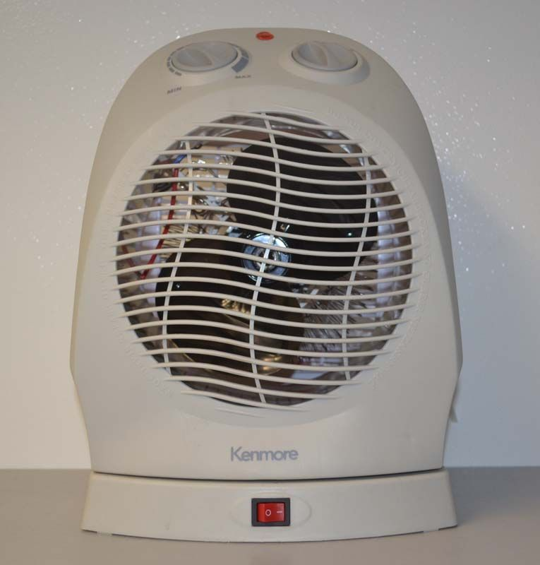 Sears And Kmart Recall Kenmore Oscillating Fan Heaters