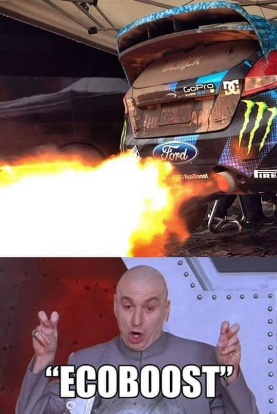 Ecoboost Memes Ford Focus St Car Throttle Ford Focus Rs