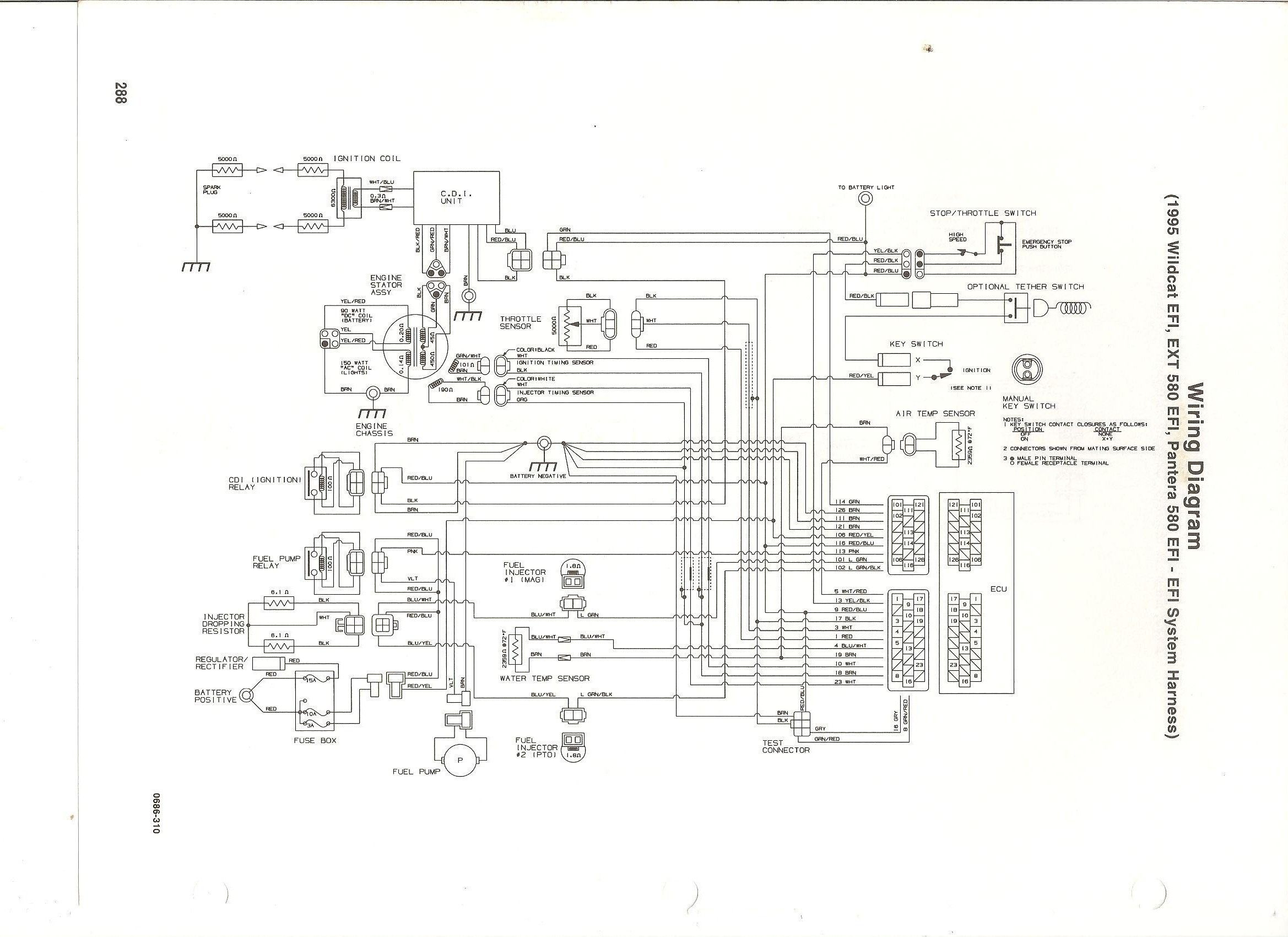 Spy M Wiring Diagram