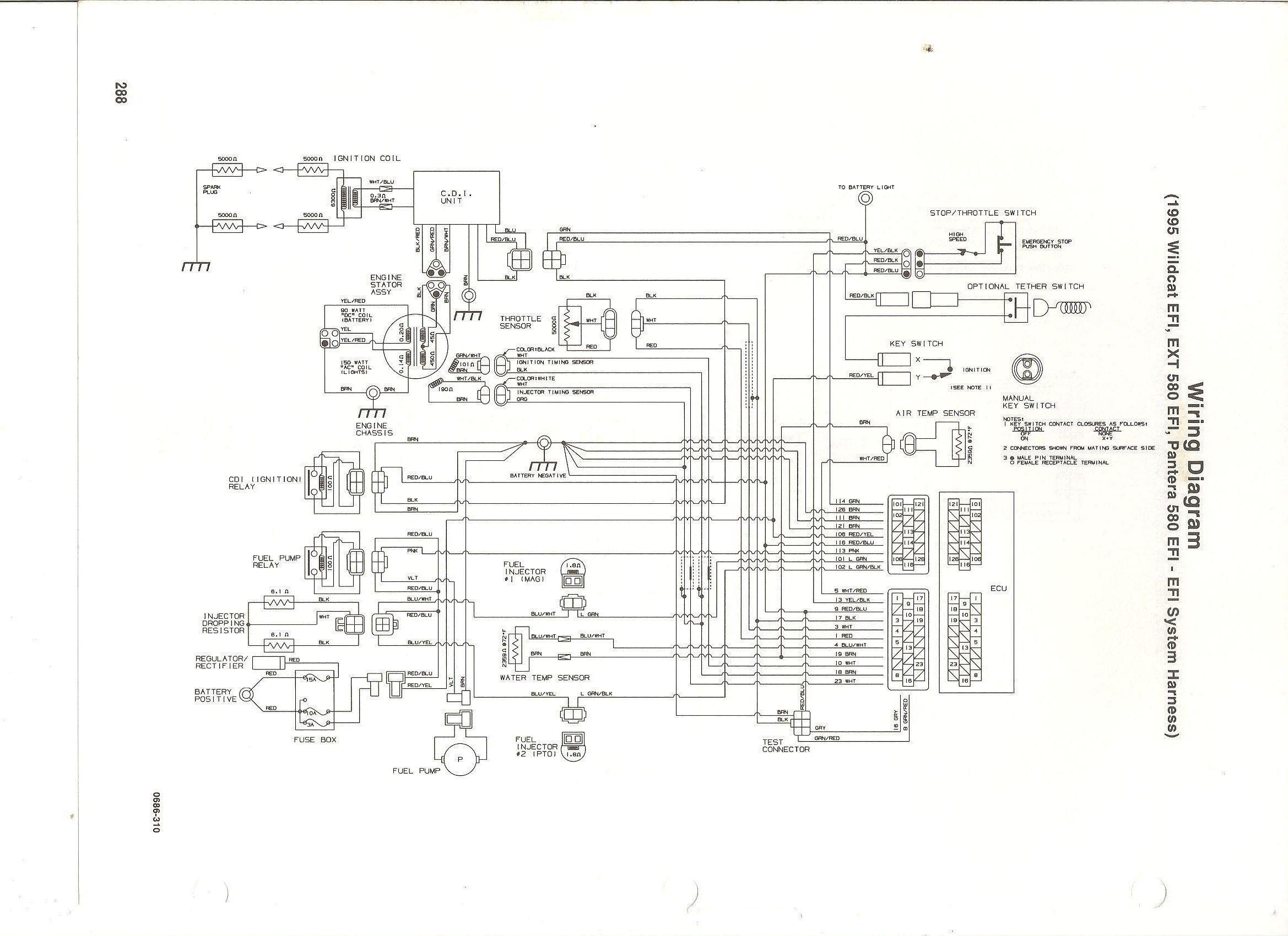 Spy M Wiring Diagram