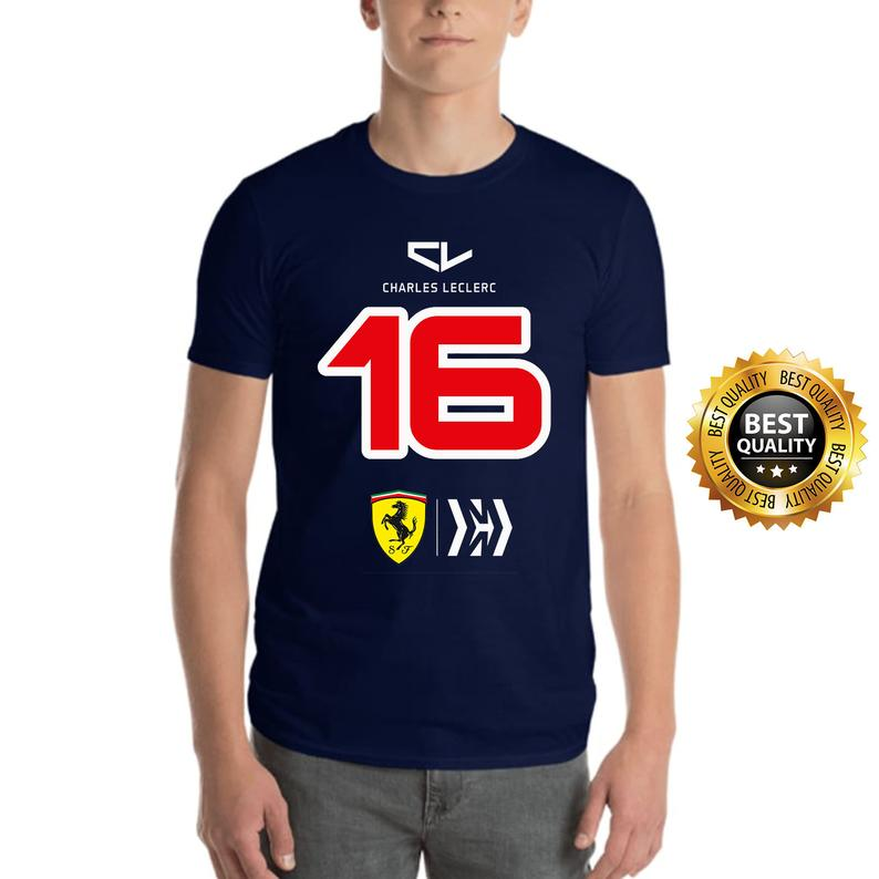 2018 Scuderia Ferrari Womens Ladies Classic V-Neck T-Shirt Tee Sizes XXS-XL