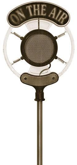 Old Radio Microphone Jpg 250 531 Vintage Microphone Microphones Old Microphone
