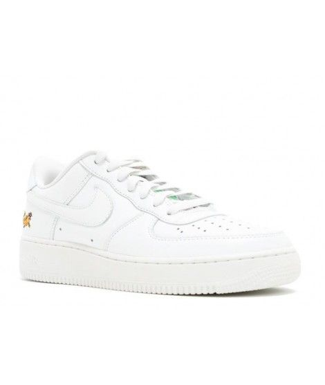 more photos d898e 71388 Air Force 1 Low Nai Ke Qs Chinese New Year Summit White Shoes Sale Online