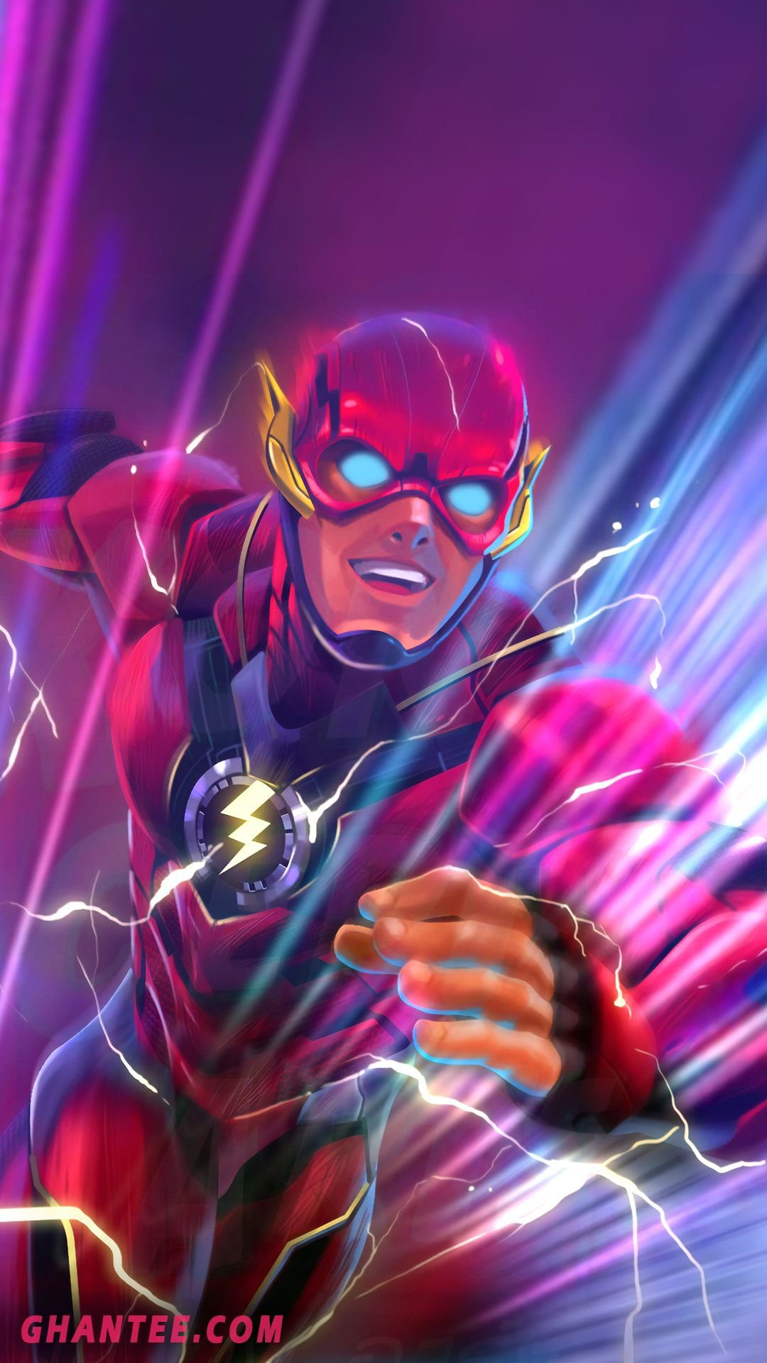 Flash Wallpaper Hd For Android And Iphone 1080p Flash Wallpaper Superhero Wallpaper Flash Flash phone wallpaper hd