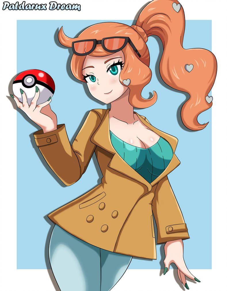 Sexy pokemon pic