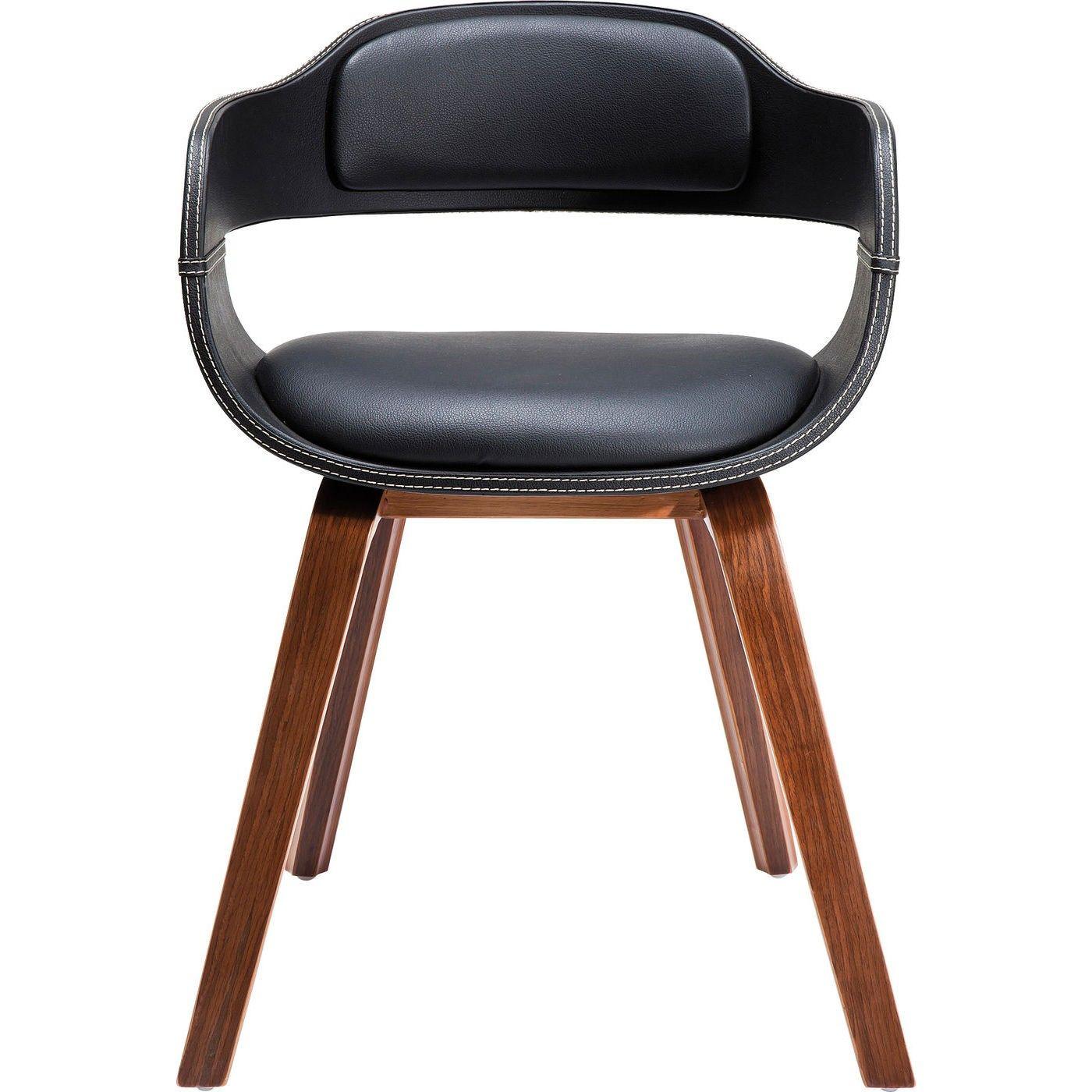 Stuhl Mit Armlehne Costa Walnut     KARE Design