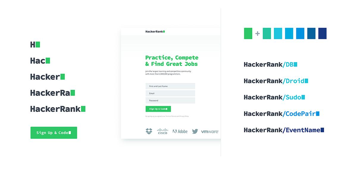 HackerRank — Developer Love Brand on Behance   Culture IQ Employer
