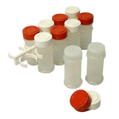 "SpiceStor 10-Pack 4"" Spice Bottle Set with Organizer - http://spicegrinder.biz/spicestor-10-pack-4-spice-bottle-set-with-organizer/"