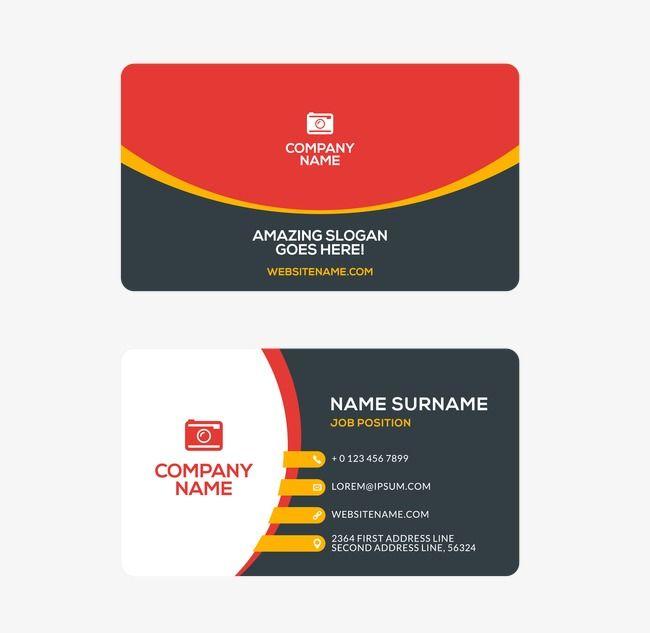 Fashion,geometry,name,Creative,Elegant Business Card
