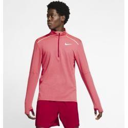 Photo of Nike 3.0 Herren-Laufoberteil mit Halbreißverschluss – Rot Nike
