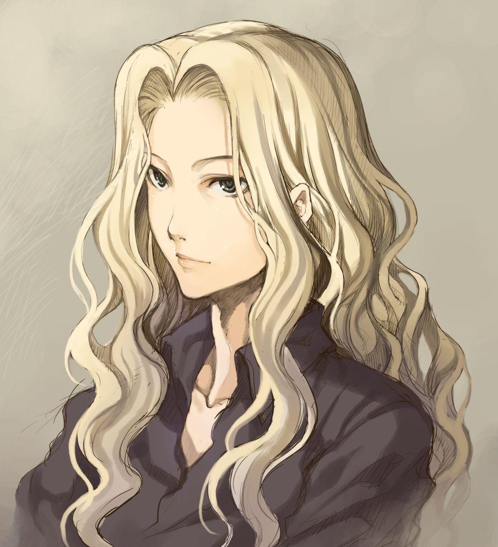 Himiko ♥ Anime blue hair, Blonde anime boy, Anime boy