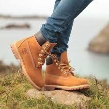 Resultado de imagen para botas timberland para mujer outfit