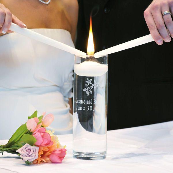 Beach Wedding Floating Unity Candles Wedding Songs Reception