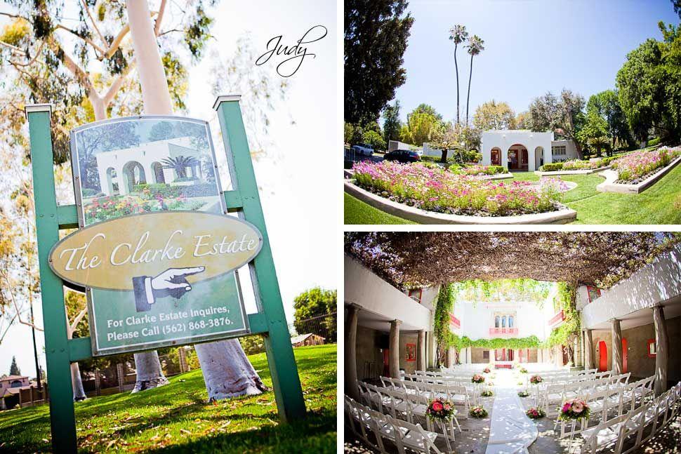 The Clarke Estate Long Beach Wedding Photography